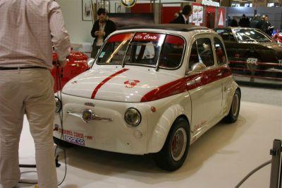 Retromobile 2007