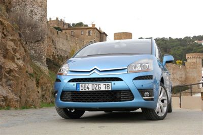 Citroën C4 Picasso 5 places