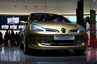 Renault Clio Grand Tour