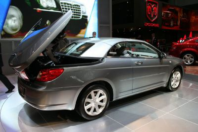 Chrysler Sebring Coupé Cabriolet