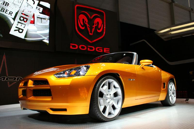 Albums Photos Dodge Demon Roadster Concept