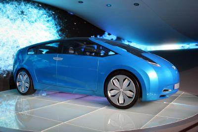Toyota Hybrid X Concept