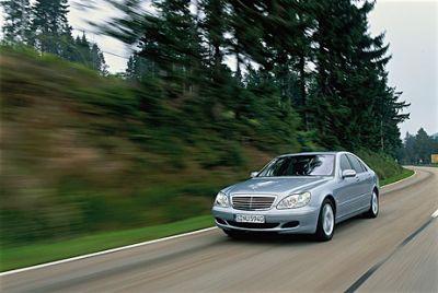 Mercedes Classe S