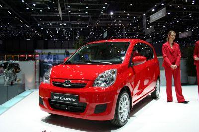 Daihatsu Cuore 2007
