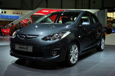 Mazda 2 2007
