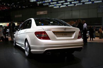 Mercedes Classe C 2007