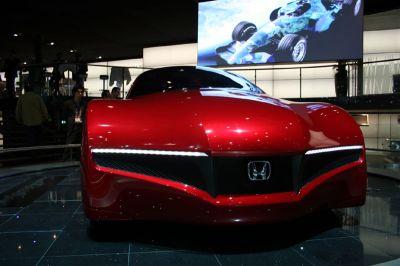 Honda Small Hybrid Sports
