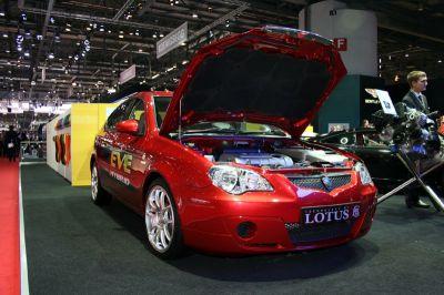 Lotus Eve Hybrid