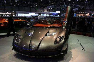 Spyker C12