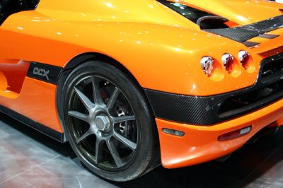 Koenigsegg CCX 2007