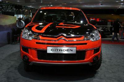 Citroen Cruise Crosser