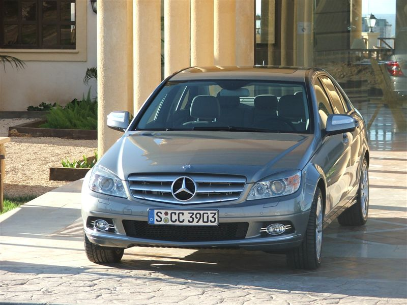 albums photos mercedes c320 cdi 2007. Black Bedroom Furniture Sets. Home Design Ideas
