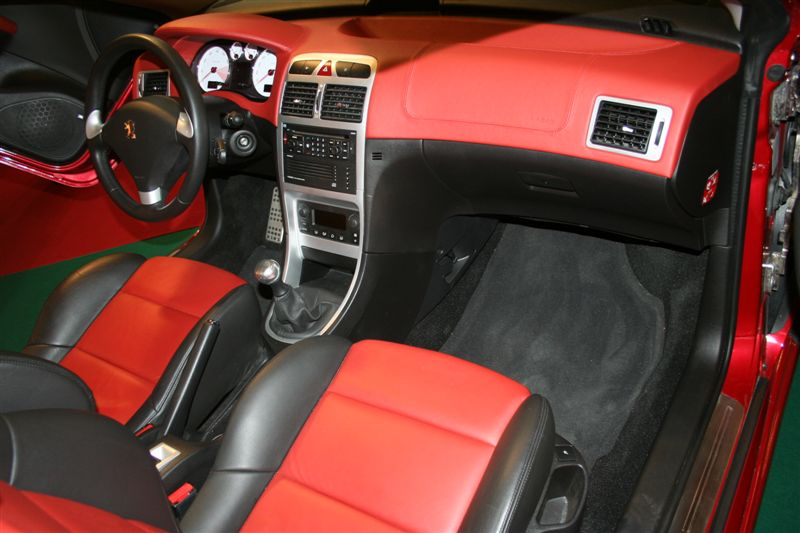 Peugeot 307 CC Esquiss'Auto