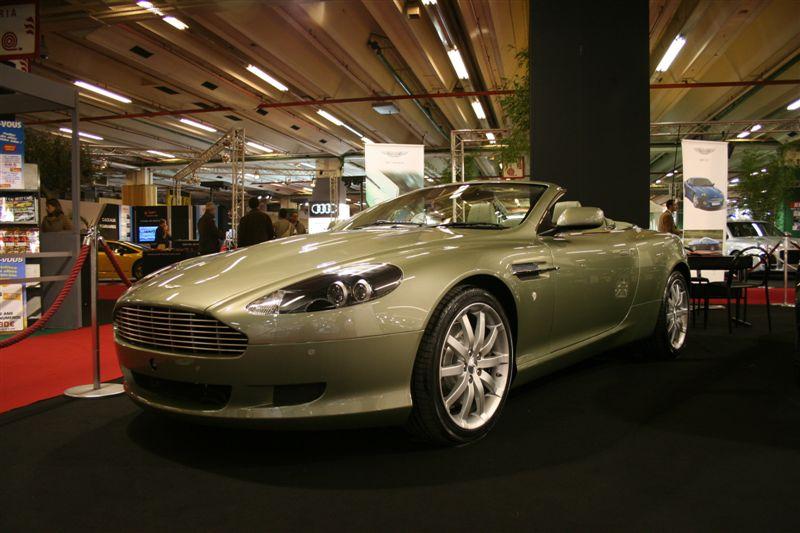 Aston Martin DB9 Volante