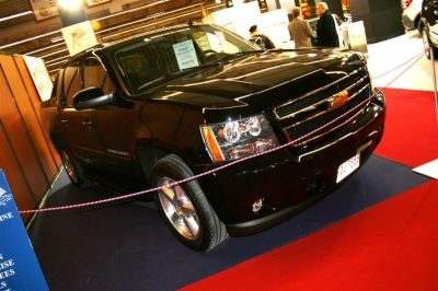 Chevrolet Avalanche Flexfuel E85