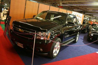 Chevrolet Avalanche Flexfuel E85