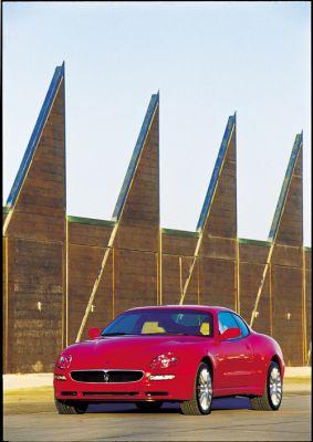 Maserati Coupé GT3200