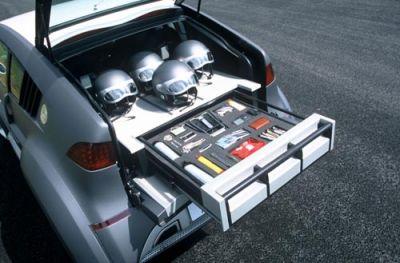 Mitsubishi Pajeo Concept Evolution