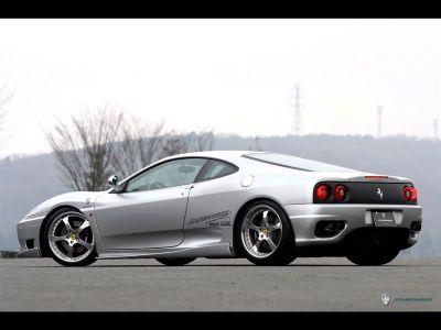 Ferrari 360 LN Hephaiss