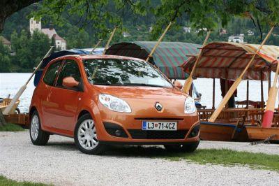 Renault Twingo II 1.5 dCi