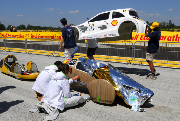 Shell Eco-Marathon 2007