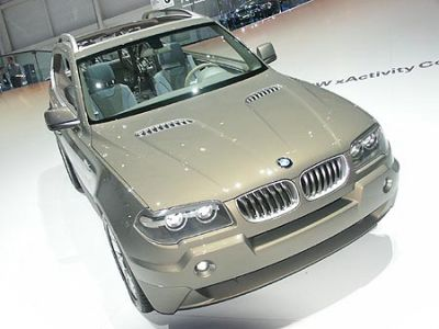 BMW X3 xActivity