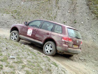 Salon 4x4 - Val Isère 2003