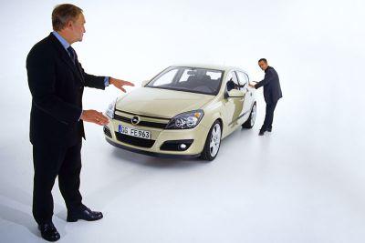Opel Astra 2003