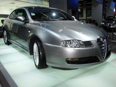 Alfa Roméo GT Coupé