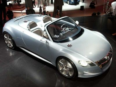 Volkswagen Concept R
