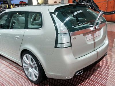 Saab Sport Hatch Concept