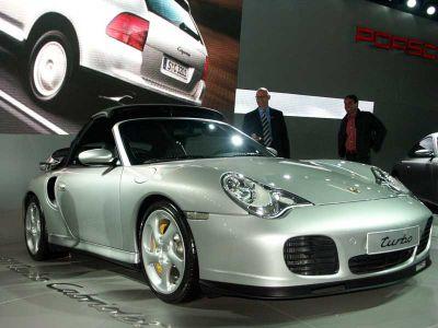 Porsche 911 2003