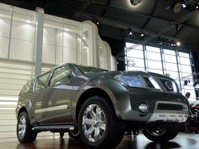 Nissan Dunehawk