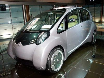 Mitsubishi Concept i