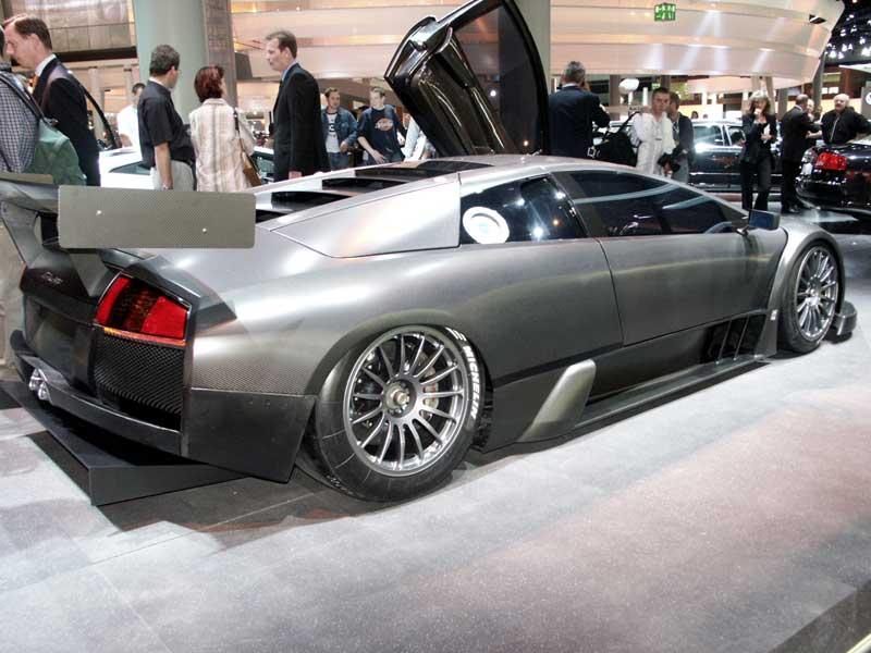 Lamborghini Murcielago R-GT