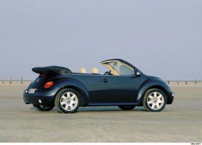 Volkswagen New Beetle Cabrio