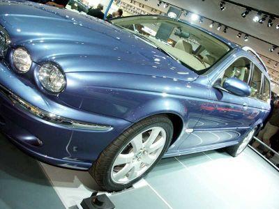Jaguar X-Type break