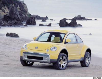 Volkswagen New Beetle Dune