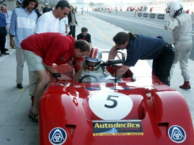 Le Mans Story 2003