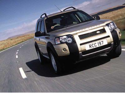 Land Rover Freelander 2003