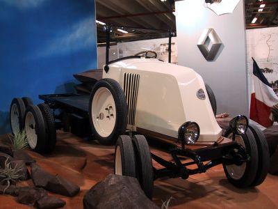 Retromobile 2003