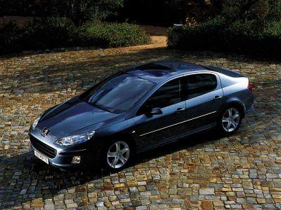 Peugeot 407