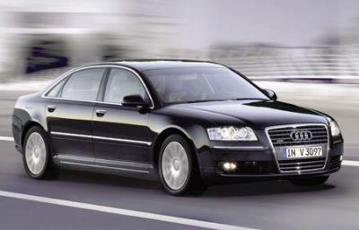 Audi A8 W12