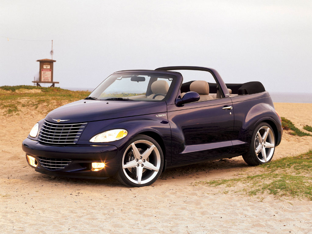 albums photos chrysler pt cruiser cabriolet. Black Bedroom Furniture Sets. Home Design Ideas
