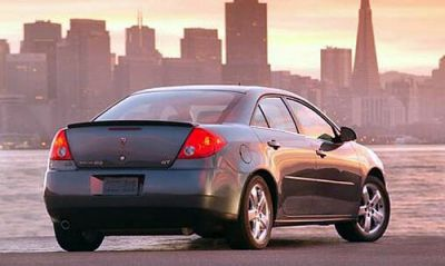 Pontiac G6