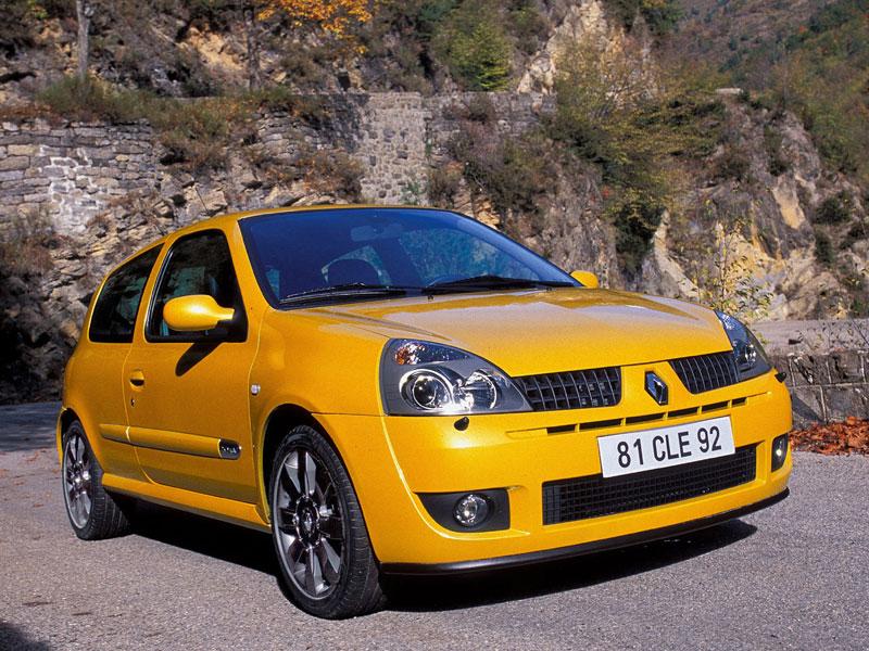 Clio RS 2.0 2004