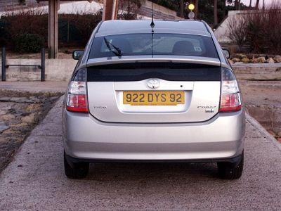 Toyota Prius Linea Sol Pack