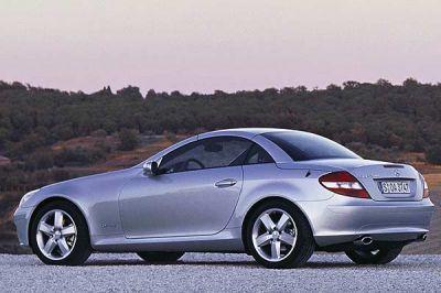 Mercedes SLK 2004