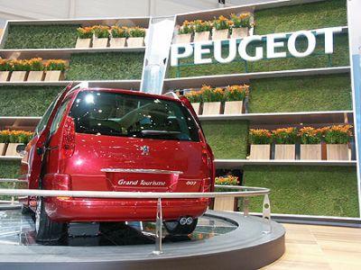 Peugeot 807 Grand Tourisme