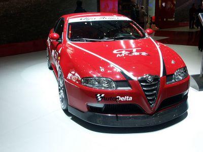 Alfa Roméo GT M-Jet